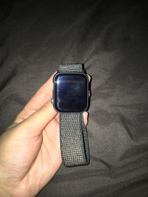 Apple Watch 4mm series 4 •GPS, LTE for Sale in North Las Vegas, NV