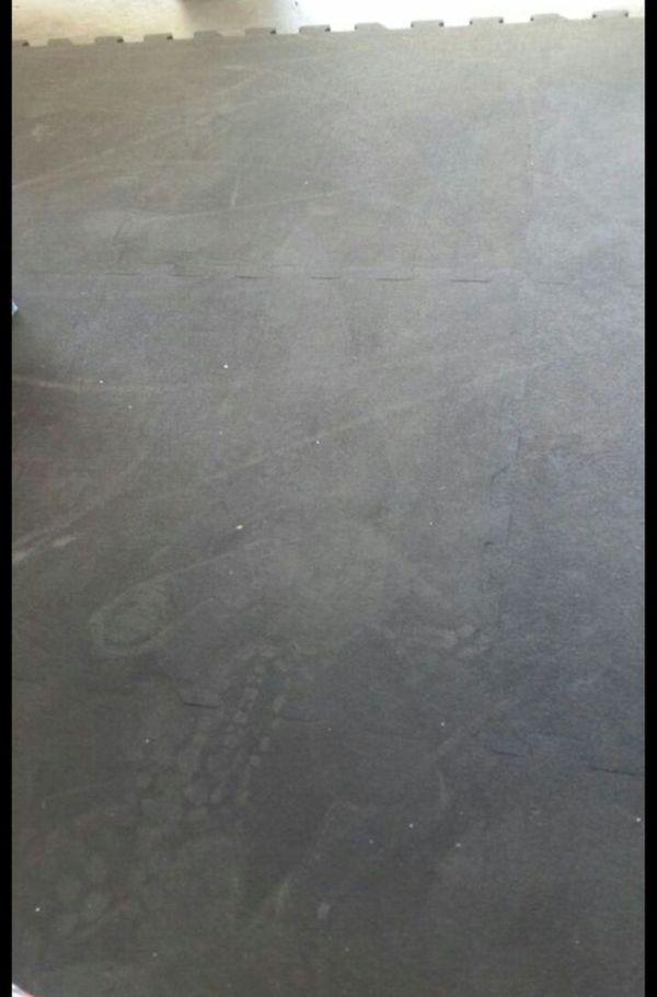 Interlocking Gym Rubber Floor mats,