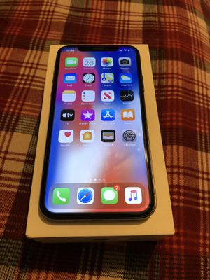 iPhone X for Sale in Los Angeles, CA