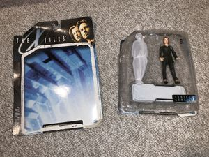 Xfiles action figure for Sale in Stoughton, MA