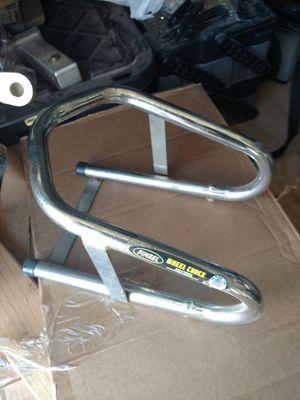 Pingel wheel chock bike chock for Sale in Waddell, AZ