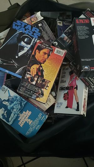 VHS Tapes for Sale in Norwalk, CA
