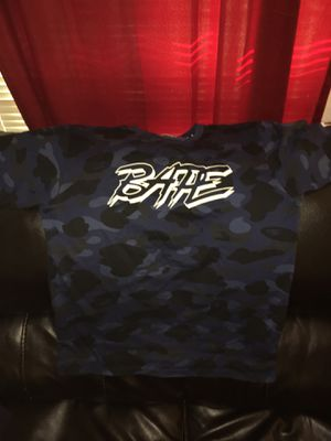 Bape shirt for Sale in Brentwood, NC