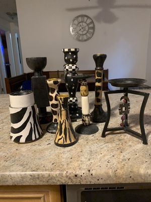 Candle holders for Sale in Norwood, MA