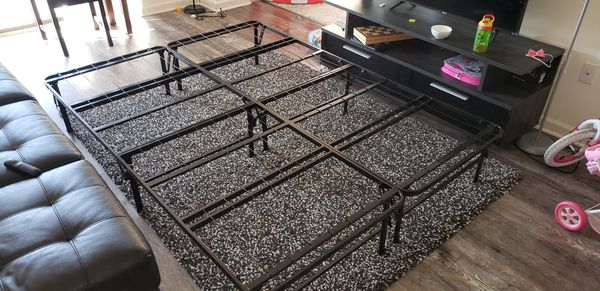 Bed frame (foldable)