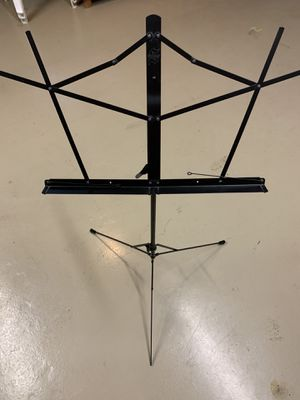 Selmer music stand for Sale in Des Plaines, IL