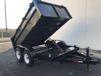 2019 Dump Trailer 8x10x2 for Sale in Long Beach,  CA