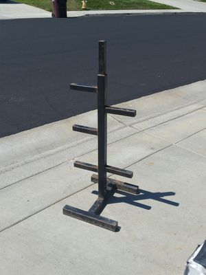 Gym weights tree for Sale in Menifee, CA