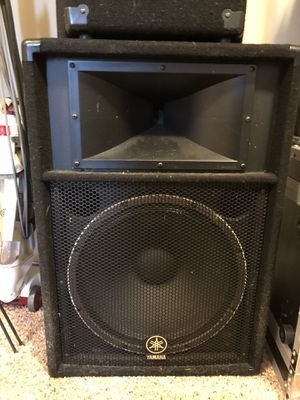 DJ/sound equipment for Sale in Westerville, OH