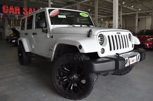 2011 Jeep Wrangler Unlimited for Sale in Temple Hills, MD