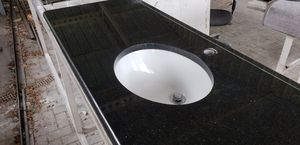 Granite countetop + zinc and backsplash for Sale in Euless, TX