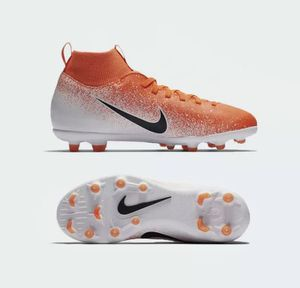 NIKE JR MERCURIAL SUPERFLY 6 CLUB FG/MG Cleats 4.5Y Youth NEW AH7339-801 New without box for Sale in Buckhannon, WV