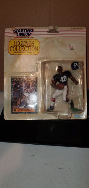 Gayle Sayers Kenner legends collection for Sale in Nokesville, VA