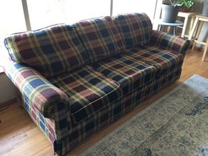 Sleeper couch / hide-a-bed - FREE! for Sale in Tacoma, WA