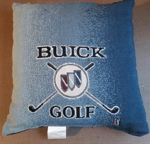 Buick Golf throw Pillow Brand New for Sale in Three Rivers, MI