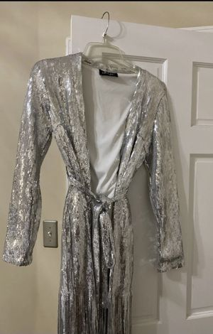 Sequin Wrap Dress Brand Néw for Sale in Brooklyn, NY