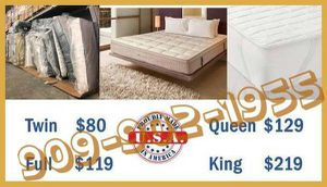 NEW Mattress Twin for Sale in Ontario, CA