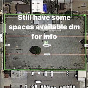 Semi-Truck/Bobtail/Trailer Parking (Pomona,Ontario) for Sale in Pomona, CA