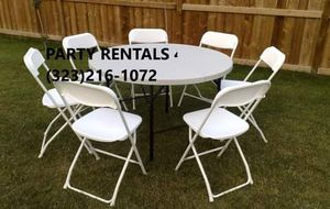 Tables and chairs for Sale in Monterey Park, CA