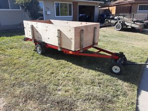 Utility trailer 4x8 for Sale in Magna, UT