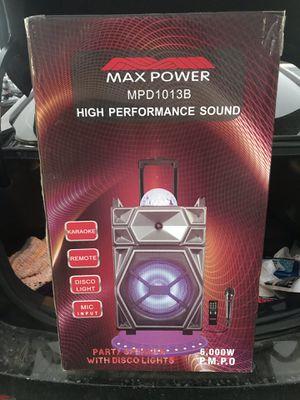 Usb,speaker,Bluetooth,karaoke for Sale in San Antonio, TX