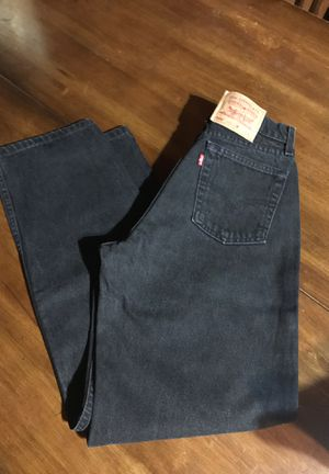Levi's 560 women's jeans size 7 Short Loose Fit Straight Leg for Sale in Fontana, CA