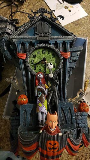 Nightmare before Christmas cuckoo clock for Sale in San Antonio, TX