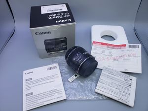 Canon ef 24mm 2.8 is usm (MINT) for Sale in Glendale Heights, IL