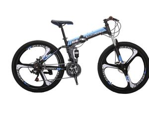 Folding Mountain Bike Brand New 21 Speed Disk Brake for Sale in Chicago, IL