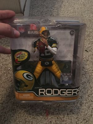 Arron Rodgers Todd McFarlane NFL series 29 for Sale in Orlando, FL