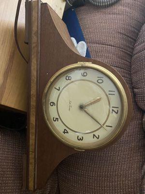 Seth Thomas Clock (SERIOUS INQUIRES ONLY) for Sale in Dundalk, MD
