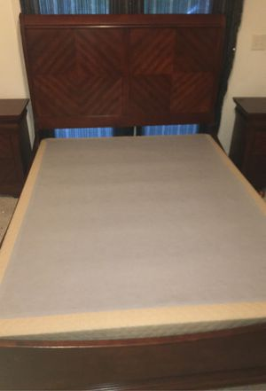 Queen Size Bed Frame for Sale in Columbus, GA