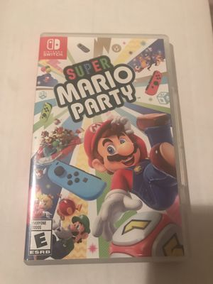 SUPER MaRIO PArty for Sale in Atwater, CA