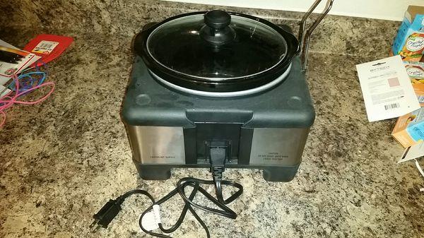 BELLA crock pot