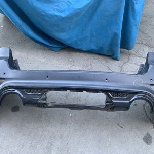 2014-2015 JEEP GRAND CHEROKEE SRT-8 BARE REAR BUMPER COVER for Sale in Lynwood, CA