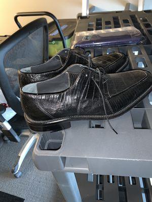 David Eden Genuine Gator Skin Dress Shoes for Sale in Las Vegas, NV