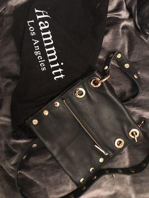 Hammett black leather purse for Sale in Newport Beach, CA