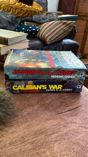 The Expanse James S. A. Corey for Sale in Kennewick, WA