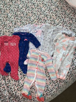 newborn baby girl clothes for Sale in Laveen Village, AZ