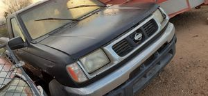 ***4X4 Nissan Frontier***1998 manual transmission for Sale in Riverside, CA