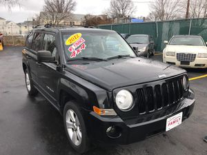 🔆🤑2012 JEEP PATRIOT 4x4 🔆🤑ALL LEATHER 🔆127K 🔆$7900 for Sale in Everett, MA
