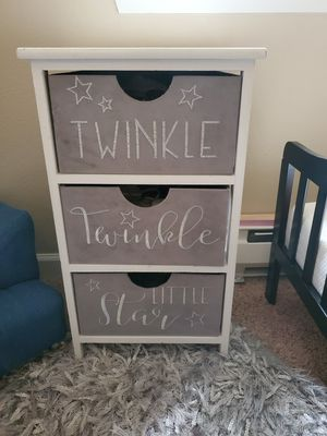 Cute drawers for toddler for Sale in Bellevue, WA