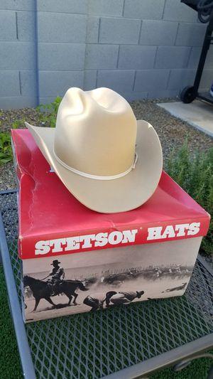 Stetson felt cowboy hat for Sale in Phoenix, AZ