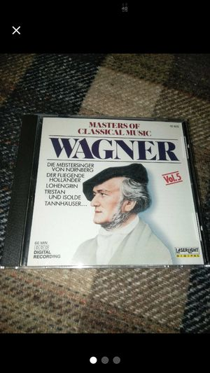 Masters of Classical Music: Wagner Vol. 5 for Sale in Upland, CA
