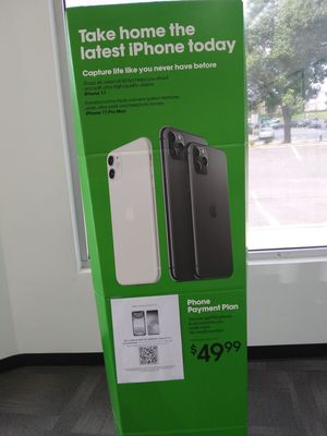 Get a Iphone 11 pro max for $49.99 at Cricket Wireless New Carrollton MD for Sale in Hyattsville, MD