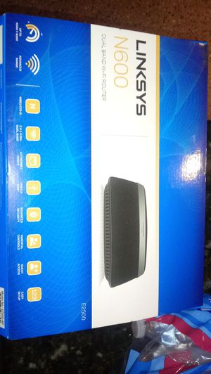 Dual band wifi router for sale!! for Sale in Hollywood, FL