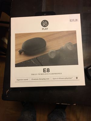 B&O Play E8 Wireless earbuds for Sale in Washington, DC