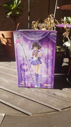 NEW Sailor Moon Sailor Saturn Figure for Sale in Los Angeles, CA