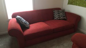 Couch and large chair for Sale in Redmond, OR