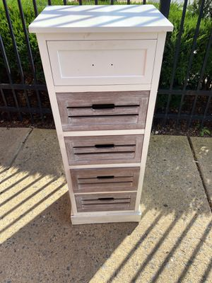 Tall dresser for Sale in Silver Spring, MD